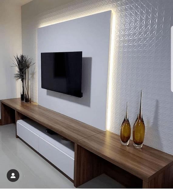 sala com móveis sob medida em sp