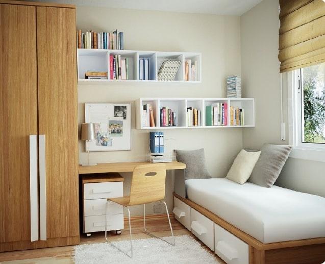 dormitorio planejado com moveis planejados